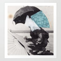 bow Art Prints featuring bow by carleyrae weber