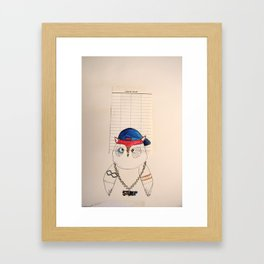 STURD(y)P Framed Art Print