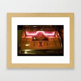 Let The Good Times Roll ! Framed Art Print