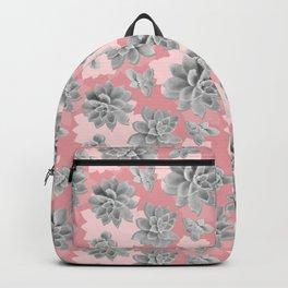 Halftone Garden Backpack
