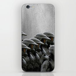 The Halo Army iPhone Skin