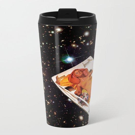 Cosmic Float 2 Metal Travel Mug