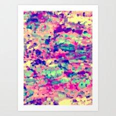 sUmmer macULa Art Print