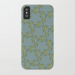Ring-a-roses iPhone Case