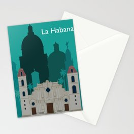 La Habana Stationery Cards