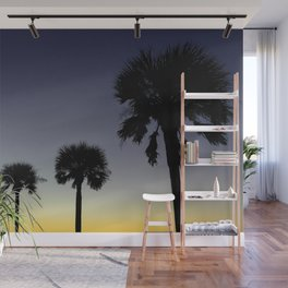 Lowcountry Sunset Wall Mural