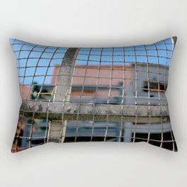 The Gridiron Rectangular Pillow