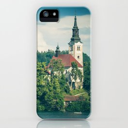 Lake Bled, Slovenia 1 iPhone Case