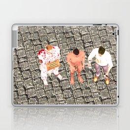SquaRed: Getting Close Laptop & iPad Skin