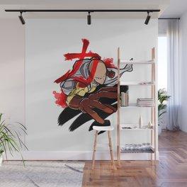 saitama Wall Mural