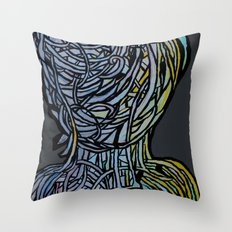 The Windower Throw Pillow