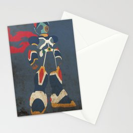 Megaman X Stationery Cards