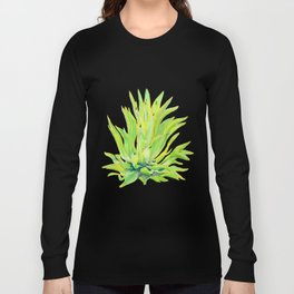 Sunlit Octopus Agave Long Sleeve T-shirt