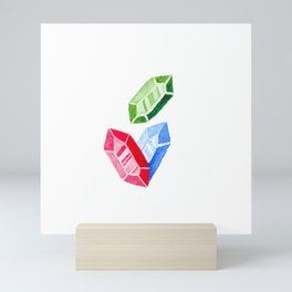 Zelda Rupees Mini Art Print