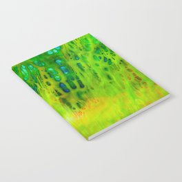 acrylic mirror Notebook
