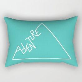 Adventure Mountain Sky Rectangular Pillow