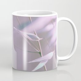 wild oats swaying in violet Coffee Mug