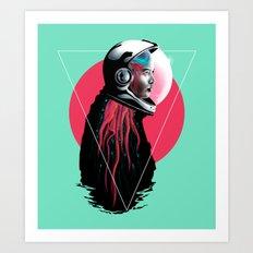 MATILDA X01 Art Print