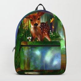 Forest Fawns Backpack