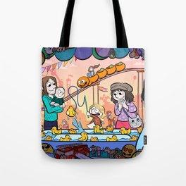 ghfg Tote Bag