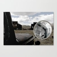 truck Canvas Prints featuring Truck by Susy Margarita Gomez