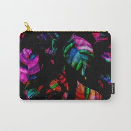 colorful leaves i Carry-All Pouch