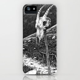 The Earlier Service iPhone Case