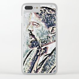 Claude Debussy (1862 – 1918) digital Clear iPhone Case