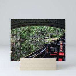 Unde The Bridge Mini Art Print