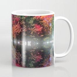 Tree Waves Coffee Mug