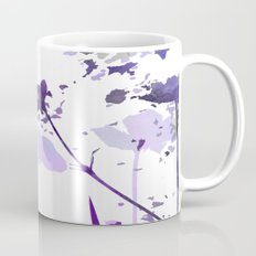 Field of Flowers Indigo Mug