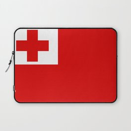 The Flag Of Tonga Laptop Sleeve