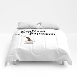 Espresso Patronum design Comforters