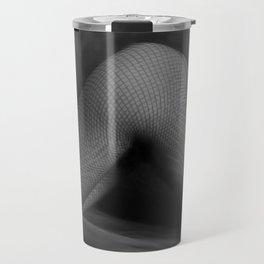 Sexy Fishnet 1 Travel Mug