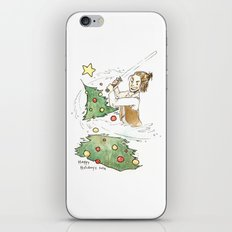Jolly Jedi iPhone & iPod Skin