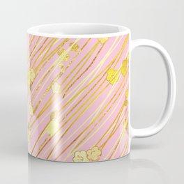 Creeping Flower & Leaves 3 Coffee Mug