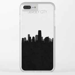 City Skylines: Jersey City Clear iPhone Case
