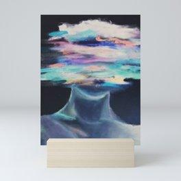 Faceless Mini Art Print