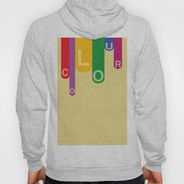 Colour  Hoody