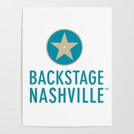 Backstage Nashville 2018 Poster