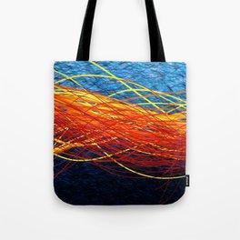Radiant Flow4 Tote Bag