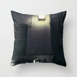 pretty lights Throw Pillow