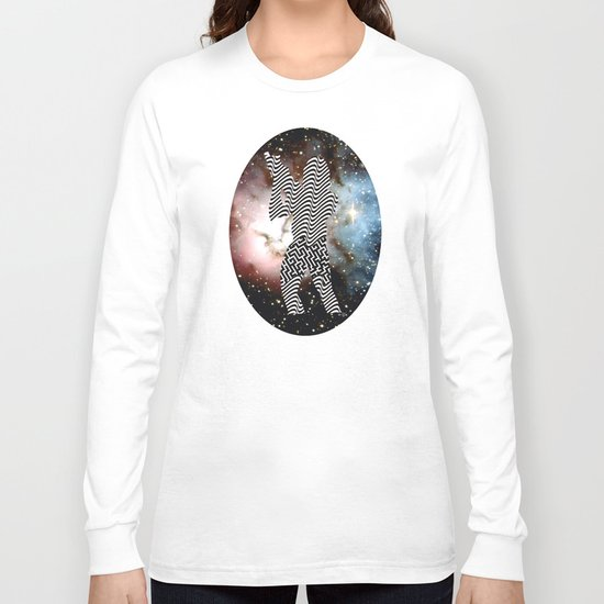 Cut StarWars - Space Streifenhörnchen Long Sleeve T-shirt