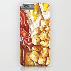 Breakfast iPhone 6 Slim Case