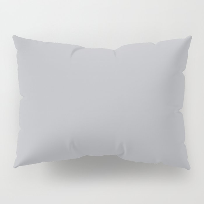 Gray Day - Solid Color Collection Pillow Sham