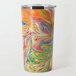 Melted Gummy Bears Travel Mug