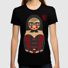 Laced Matryoshka/Nesting Doll T-shirt