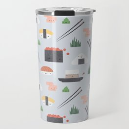 Happy Sushi Travel Mug
