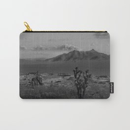 Joshua Tree Death Valley Carry-All Pouch