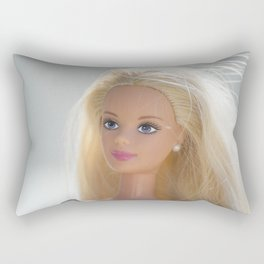Summer Blonde Rectangular Pillow